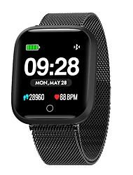 Недорогие -Indear Q8/W3 Умный браслет Android iOS Bluetooth Спорт Водонепроницаемый Пульсомер Измерение кровяного давления / Сенсорный экран / Израсходовано калорий / Длительное время ожидания / Педометр