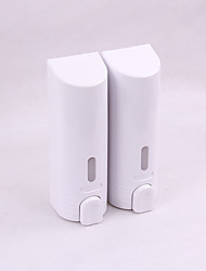 Недорогие -Дозатор для мыла Новый дизайн / Cool Современный Пластик + + PCB Водонепроницаемый Обложка эпоксидные 1шт На стену