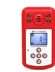 baratos -1 pcs Plásticos Testador de Qualidade do Ar / Instrumento Multifunção / Medidores / Pró PT803