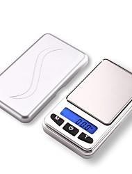 Недорогие -1 pcs Нержавеющая сталь Электронная шкала Измерительный прибор 0.5g-500g