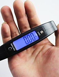 Недорогие -CX-A09 Электронная шкала 50g/50kg Удобный / Измерительный прибор
