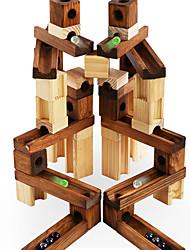 Недорогие -Конструкторы обожаемый Cool утонченный деревянный Все Игрушки Подарок 1 pcs