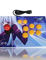 Недорогие -02 Проводное Игровые контроллеры Назначение ПК ,  Cool Игровые контроллеры ABS 1 pcs Ед. изм
