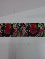 رخيصةأون -معاصر قطن مربع قماش طاولة هندسي الجدول ديكورات 1 pcs