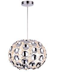 Недорогие -CXYlight Шары / Оригинальные Подвесные лампы Потолочный светильник Электропокрытие Акрил Акрил Новый дизайн 110-120Вольт / 220-240Вольт