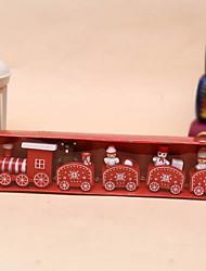 baratos -Decorações de férias Decorações Natalinas Natal Decorativa Vermelho / Verde 1pç