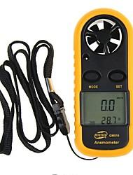 Недорогие -1 pcs Пластик Анемометр Удобный / Измерительный прибор / Pro 0 - 30 米/秒 GM816
