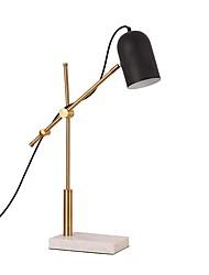 baratos -Moderno / Contemporâneo Novo Design Luminária de Mesa Para Quarto / Escritório Metal 110-120V / 220-240V