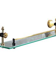 Недорогие -Полка для ванной Новый дизайн / Cool Modern Металл 1шт Двуспальный комплект (Ш 200 x Д 200 см) На стену