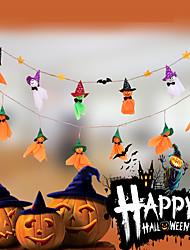 Недорогие -Орнаменты Ткань Демин Свадебные украшения Halloween / Вечеринка / ужин Креатив / Урожай Theme Зима