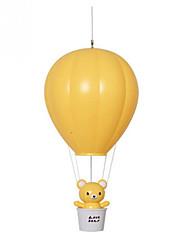 billige Originale lamper-1pc Varmluftsballong LED Night Light / Nursery Night Light Varm hvit Usb For barn / Oppladbar / 3 moduser 5 V