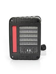 abordables -OTOLAMPARA 1 Pièce Aucune Automatique Ampoules électriques 21 W LED Dip 2100 lm 42 LED Phare arrière Pour Jeep Wrangler Toutes les Années