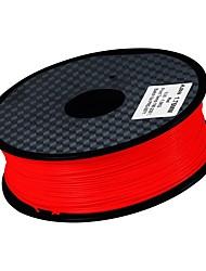 Недорогие -hongdak 3d печать обеспечивает высокое качество multi color / abs1.75mm, 1kg для 3d принтера 3d печатная ручка
