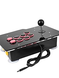 Недорогие -02 Проводное Игровые контроллеры Назначение Sony PS3 / ПК ,  Cool Игровые контроллеры ABS 1 pcs Ед. изм