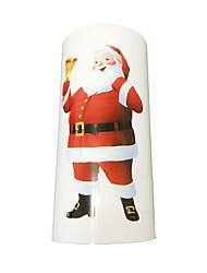 Недорогие -EXUP® 1шт Дед Мороз Небесный проектор NightLight Цветной Аккумуляторы AAA / USB Очаровательный / Креатив / С портом USB