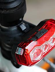 abordables -Eclairage sécurité vélo / Ecarteur de danger LED Eclairage de Velo LED Cyclisme Imperméable, Portable, Largage rapide Batterie rechargeable 150 lm Alimenté par Batterie Cyclisme