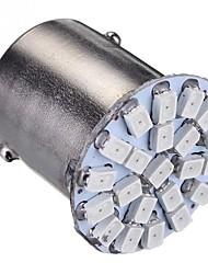 Недорогие -OTOLAMPARA 2pcs BA15S (1156) / BAU15S Автомобиль Лампы SMD LED 352 lm 22 Светодиодная лампа Лампа поворотного сигнала Назначение Toyota Corolla / Camry 2018 / 2014 / 2015