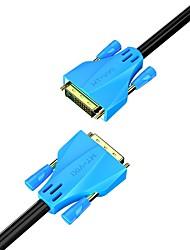 Недорогие -DVI Удлинитель, DVI к DVI Удлинитель Male - Male 1080P 3.0M (10Ft)