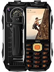 "baratos -SERVO MAX TV Phone 2.4 polegada "" Celular ( Other + Outro 0.3 mp 4000 mAh mAh )"