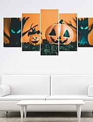 Недорогие -Декоративные наклейки на стены - 3D наклейки Halloween / Праздник Гостиная / Детская