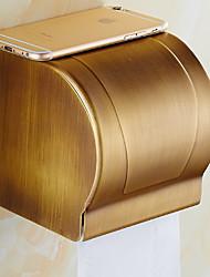 Недорогие -Держатель для туалетной бумаги Новый дизайн / Cool Античный Латунь 1шт На стену
