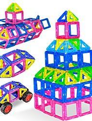 Недорогие -Магнитные плитки 38 pcs Взаимодействие родителей и детей Все Игрушки Подарок