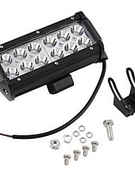 abordables -OTOLAMPARA 1 Pièce Aucune Automatique Ampoules électriques 36 W LED Haute Performance 3600 lm 12 LED Lampe de Travail Pour Mitsubishi / Jeep / Honda Patriot / Pajero / Cherokee Toutes les Années