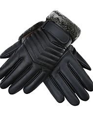Недорогие -Полныйпалец Муж. Мотоцикл перчатки Кожа Сохраняет тепло / Износостойкий / Non Slip