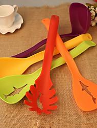 Недорогие -5 шт. Кухонная утварь Инструменты Нейлоновая кисть Инструменты шпатель Ложка Для приготовления пищи Посуда