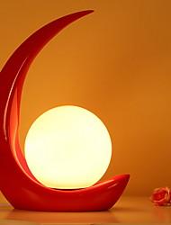 baratos -Moderno / Contemporâneo Novo Design Luminária de Mesa Para Quarto / Quarto de Estudo / Escritório Resina 220V