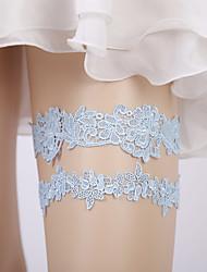 billiga -Mjölkfiber Bröllop Bröllopskläder Med Våd Strumpeband Bröllop