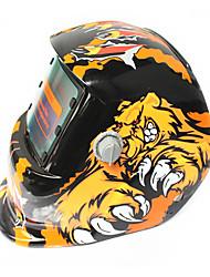 Недорогие -солнечный автомат для потемнения сварочный шлем 107 медвежьих лап
