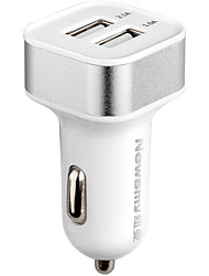 abordables -Newmine Automatique Chargeur pour auto / Allume-Cigare 2 Ports USB pour 12 V