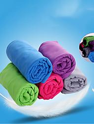 Недорогие -Полотенце для йоги Без запаха, Экологичные, Противоскользящий, Non Toxic, Быстровысыхающий, Очень мягкий, Впитывающий влагу сверхтонкие волокна Назначение Йога / Пилатес / Бикрам-йога