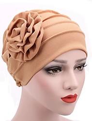 Недорогие -Тканая / 50% акрил / 50% полиэстер Головные уборы / Аксессуары для волос с Кепки / С узором 1 шт. Свадьба / На каждый день Заставка