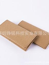 Недорогие -Универсальные Мешки Бумага Бумажники Сплошной цвет Розовый