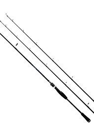 Недорогие -Удочка Спиннинговое удилище углерод Спиннинг Ловля на крючок Пресноводная рыбалка Стержень углерод / Ловля карпа / Ловля мелкой рыбы / Ужение на спиннинг / Обычная рыбалка
