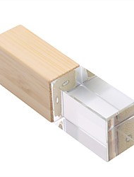Недорогие -16 Гб флешка диск USB USB 2.0 деревянный Необычные Беспроводной диск памяти