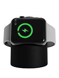 Недорогие -Cwxuan Беспроводное зарядное устройство Зарядное устройство USB USB Qi 0.5 A DC 5V для Apple Watch Series 4/3/2/1 / Apple Watch Series 3 / Apple Watch Series 2