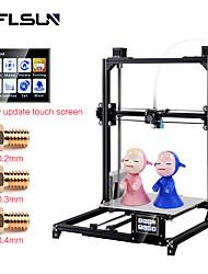Недорогие -FLSUN C1-i3 3д принтер 300*300*420 0.4 Своими руками / # / # / # / #