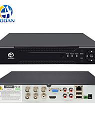 Недорогие -jooan® 4ch 1080n 5 в 1 (совместимый tvicviahdcbvsipc) cctv dvr h.264 нет hdd запись видео наблюдения безопасности