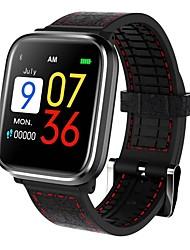 Недорогие -BoZhuo FQ58 Умный браслет Android iOS Bluetooth Спорт Водонепроницаемый Пульсомер Измерение кровяного давления / Сенсорный экран / Израсходовано калорий / Педометр / Напоминание о звонке