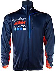 Недорогие -мотоциклетная куртка для мужчин, мягкая ткань весна / осень, свободная посадка / специальная мягкая ткань синего цвета, свободная посадка s m l xl xxl