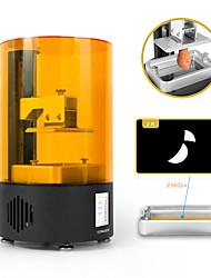 Недорогие -более длинный 3d-принтер orange120 с 2,8-дюймовым сенсорным дисплеем с цветным экраном