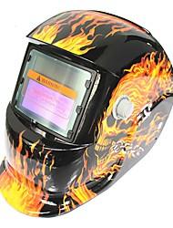 Недорогие -солнечный авто потемнение сварочный шлем 107 череп