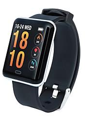 baratos -BoZhuo k66 Pulseira inteligente Android iOS Bluetooth Esportivo Impermeável Monitor de Batimento Cardíaco Medição de Pressão Sanguínea Calorias Queimadas Cronómetro Podômetro Aviso de Chamada Monitor