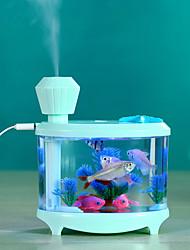 Недорогие -brelong мини-usb очиститель воздуха аквариумная вода ночь ночь увлажнитель 1 шт