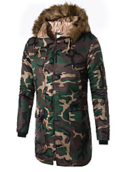 Pánské parka kabáty