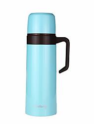 Недорогие -Drinkware Чашки для путешествий / Организатор путешествий / Водный горшок и чайник Сталь + Пластик / Нержавеющая сталь / Полипропилен + ABS сохраняющий тепло Для занятий спортом / Отдых и туризм
