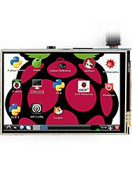 Недорогие -320 × 480, 3,5-дюймовый сенсорный экран lcd tft lcd, предназначенный для малины pi 3 модели b / b +, wavehare